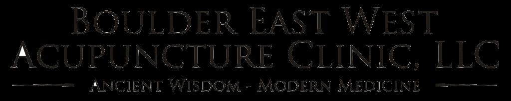 Boulder East West Acupuncture Title